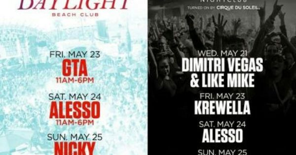 memorial day weekend club events nyc