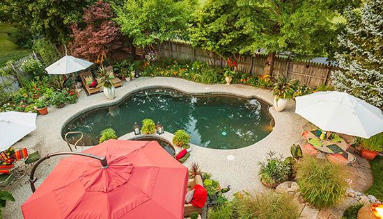 16 Landscaping Ideas For Designing A Beautiful Yard With No Lawn Small Backyard Landscaping Landscape Plans Backyard Landscaping