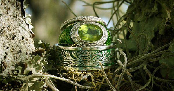 Pagan Wedding Rings So Beautiful Wiccan Wonderland Pinterest Pagan Wedding