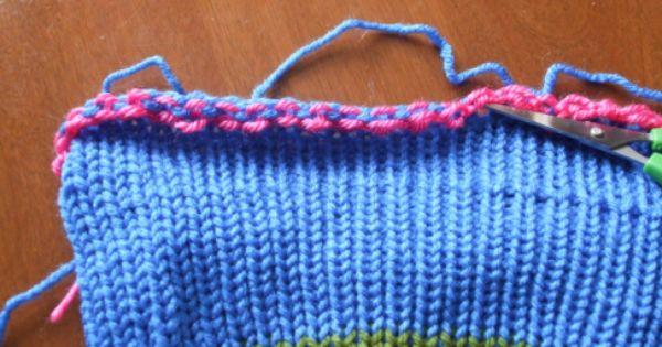 Knitting Machine Tutorial : Addi express knitting machine tutorial how to