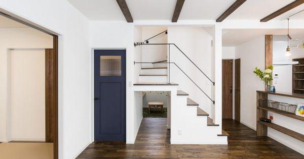 階段の選び方とポイント 階段 マイホーム 家 づくり