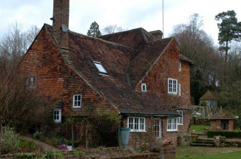 Cotchford Farm The House Where Christopher Robin Milne