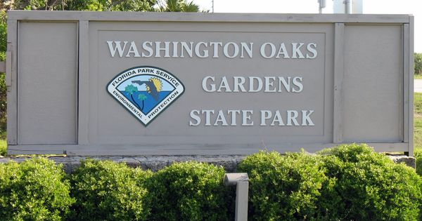 Washington Oaks Gardens State Park Things That Remind Me Of The Best Times Pinterest