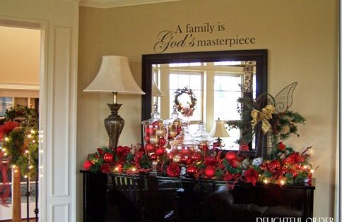 A Family Is God 39 S Masterpiece Christmas Decor Lots Of Good Ideas Holiday Pinterest