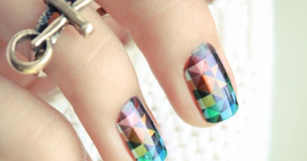 Nails, Nail Polish, Nail Art / Wow!