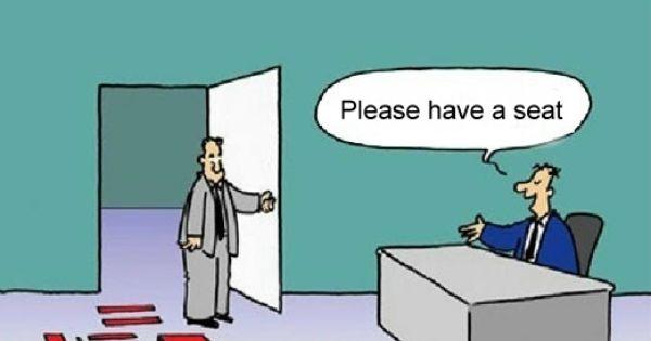 IKEA interview cartoon - article about job interviews