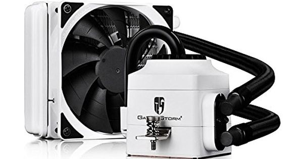 Deepcool Captain120 Ex Visible Liquid Cooling Water Cooler Liquid