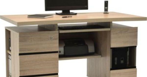 Cats Collection Computer Schreibtisch Home Office Eiche Sagerau