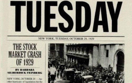 essay about the stock market crash of 1929 Free essay: causes of the stock market crash of 1929 america's great depression is believed as having begun in 1929 with the stock market crash, and ending.