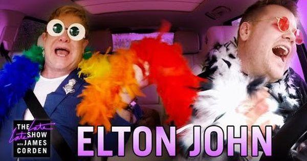 Watch All Of James Corden S Carpool Karaoke Sessions Carpool Karaoke James Corden Carpool Karaoke