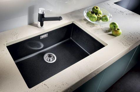 kitchen sinks undermount google