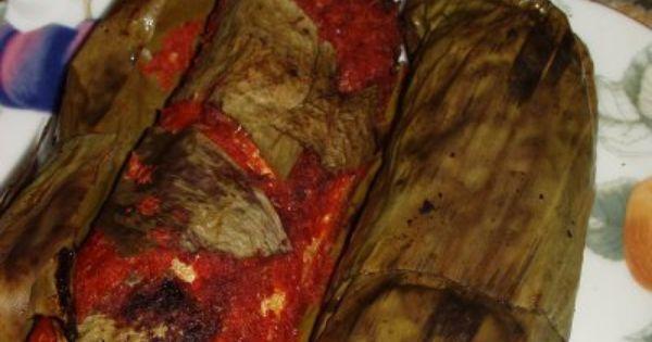 Ikan Pais Masakan Indonesia