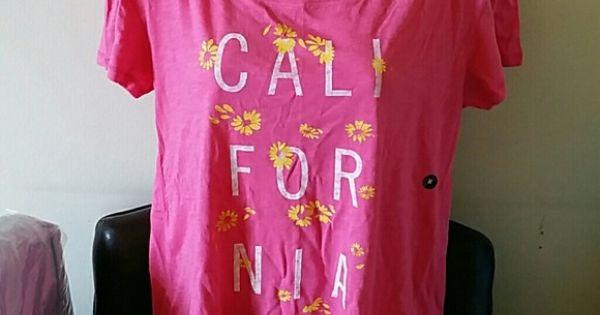 Hollister California top New shirt Hollister Tops Tees - Short Sleeve ...