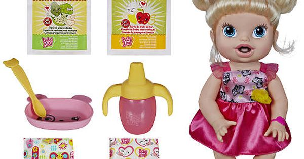 Baby Alive My Baby All Gone Doll Blonde Hasbro Toys