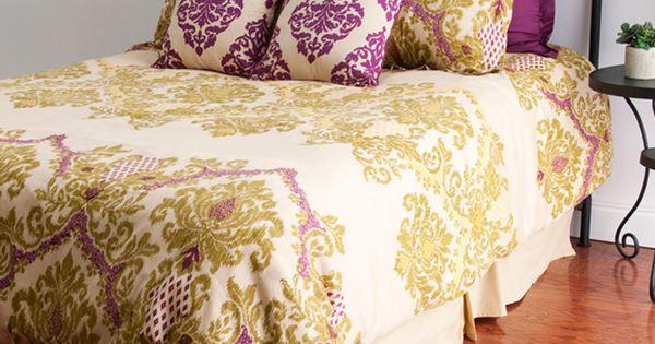 Calypso Comforter Set  관심  Pinterest