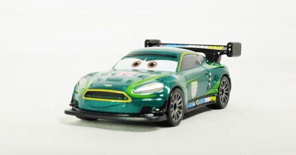 Tomica Takara Tomy Disney Movie CARS 2 Motors C-30 Mach Matsuo Diecast Toy Car
