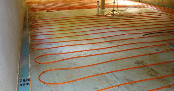 Theres No Place Like Home Tip 5 Consider Radiant Heat