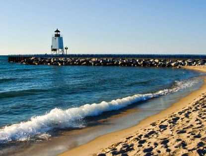 Lake Michigan, Michigan Beautiful place