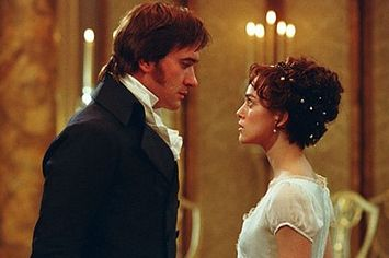 Jane Eyre And Mr Rochester Pride And Prejudice Pride And Prejudice 2005 Famous Literary Characters