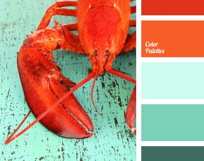 Contrasting Red and Turquoise color palette. Lovely backyard-makeover inspiration for celebrating summer.