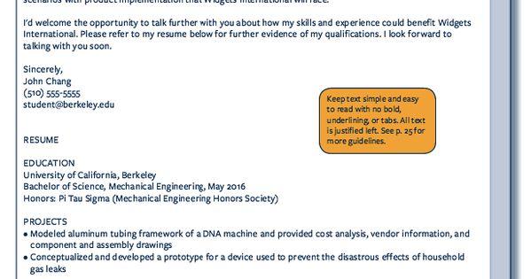 Sample Email Resume -    resumesdesign sample-email-resume - park ranger resume