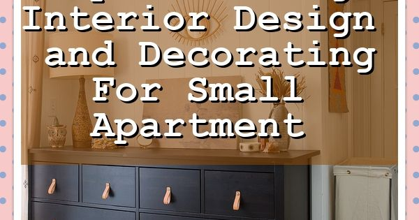 Pin On Small Apartment Living