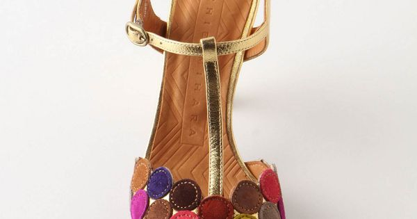 the perfect Spring/Summer party shoe? | Anthropologie Jujube Heels
