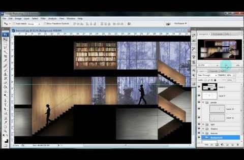 Architectural Interior Elevations Tutorial Tfg