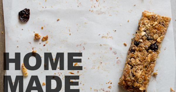 granola bars food
