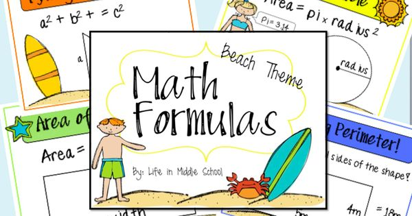 7th Grade Math Classroom Decorations : Life in middle school cute ideas to help convey th