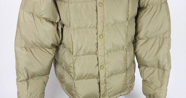 Cabelas Premier Goose Down Base Layer Jacket & Pants Mens ...