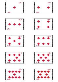 Printable Deck Of 52 Playing Cards Printable Playing Cards Card Templates Printable Playing Cards Design