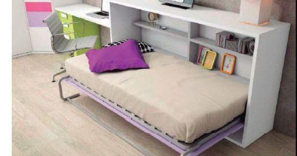 Dormitorios juveniles con camas abatibles econ micas - Camas infantiles economicas ...