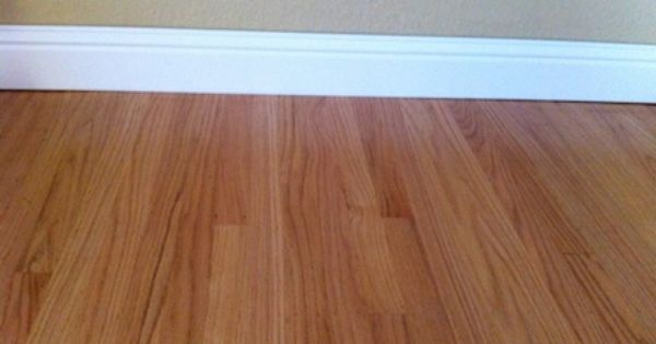 Tips For Installing Baseboards With Wood Floors