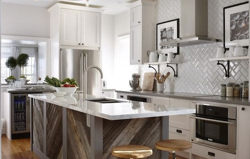 sarah richardson design kitchens para paints
