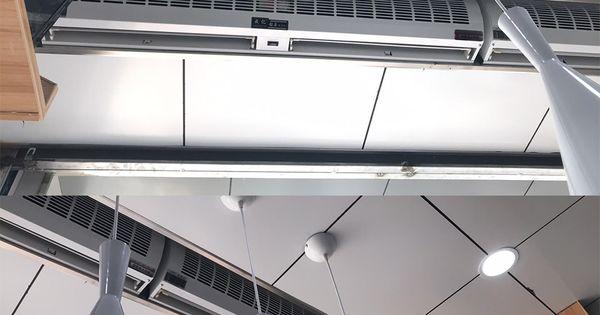 Pin On Cross Flow Air Curtain