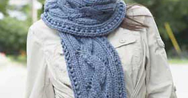 Free Crochet Patterns Zig Zag Scarf : Free Pattern: Zig Zag Scarf Knit - Scarfs Pinterest Ravelry ...