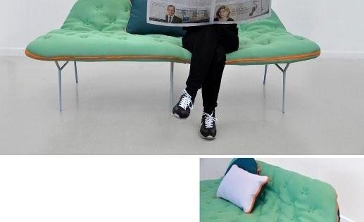 camp daybed by stephanie horning m beldesign m bel und. Black Bedroom Furniture Sets. Home Design Ideas