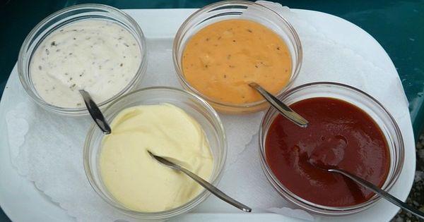 Recetas caseras para hacer ricas salsas recetas de for Comidas caseras faciles
