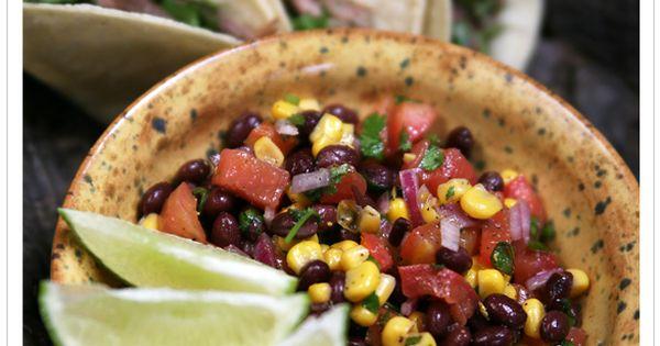 Muy Bueno Cookbook » Black Bean Salad