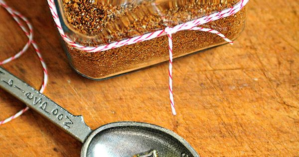 Homemade Spicy Dry Rub Recipe - 12 Holiday Food Gifts - Shape
