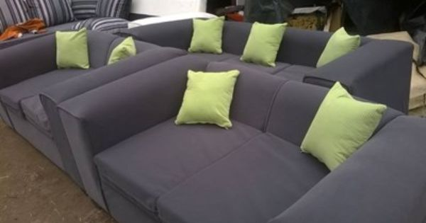 7 Seater Customized American Suede Sofa Sofa Sale Furniture Sofa Set Suede Sofa