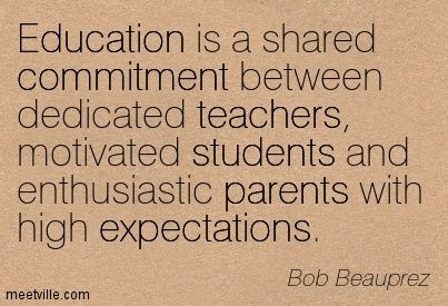 Quotes About Education Teacher Quotes Inspirational Commitment