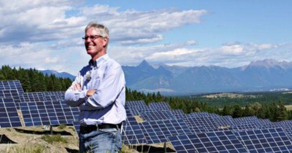 Canada Largest Project To Use Solar Trackers Solar Tracker Solar International Development