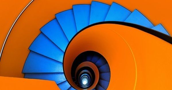 """Blue as an orange by Eric """"Kala"""" Forey on 500px."""