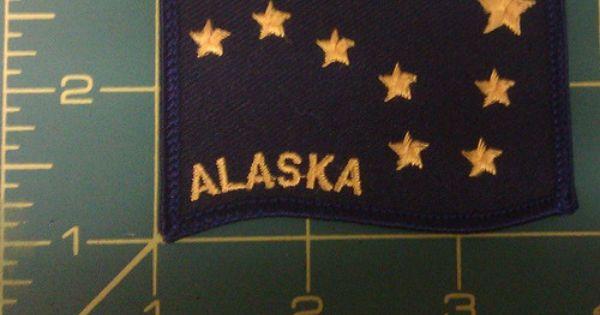 alaska state flags