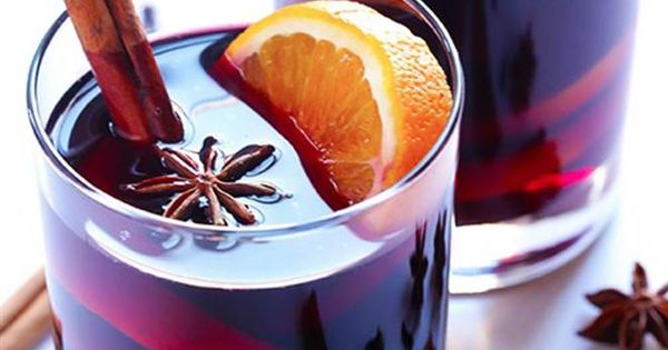 Coolest Mixed Drinks Winter