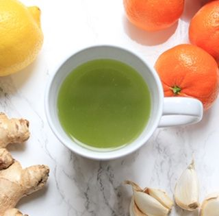 Boost The Immune System In 2020 Powdered Tea Nutrition Recipes Best Tea