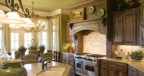 French Country Kitchen Cabinet Colors - Bing Images