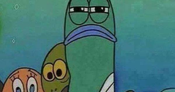 Spongebob Glare Wwwpicturesbosscom